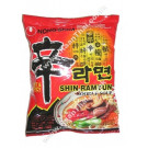 Instant Noodle Soup !!!!Shin Ramyun!!!! - Hot & Spicy - NONG SHIM