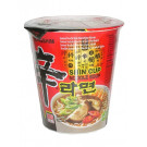 Instant Noodle Soup !!!!Shin Cup!!!! - Hot & Spicy - NONG SHIM