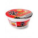 Instant Noodle Soup !!!!Shin Bowl!!!! 86g - Hot & Spicy - NONG SHIM