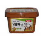 Korean Soy Bean Paste (Doenjang) 500g - HAECHANDLE