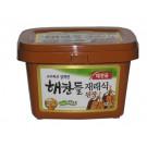 Korean Soy Bean Paste (Doenjang) 500g - HAECHANDLE