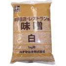 White Miso Paste (!!!!Ryoriten!!!!) 1kg - HANAMARUKI