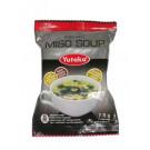 Instant Miso Soup with Bonito Stock 7.5g - YUTAKA