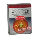 Rich Red Miso Soup Concentrate (!!!!!!!!Akadashi!!!!!!!!) 3 sachets - YUTAKA