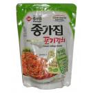 Korean !!!!Poggi!!!! (Whole Leaf) Kimchi 500g - CHONGGA
