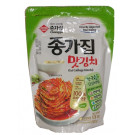 Korean !!!!Mat!!!! (Cut Leaf) Kimchi 500g - CHONGGA