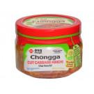 Korean !!!!Mat!!!! (Cut Leaf) Kimchi 300g (jar) - CHONGGA