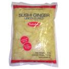 Sushi Ginger (Uncoloured) 1kg - YUTAKA