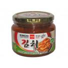 Korean Kimchi 410g (jar) - WANG