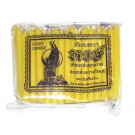 Small Yellow Candles - LUCKY CANDLE