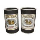 Foam Bottle (330ml) Insulator - SINGHA (sold singly)