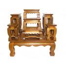 Buddhist Altar Set - 280x200x280mm (WxDxH)