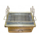 Thai Barbeque Grill for Sausages, etc. (16x12 inch)