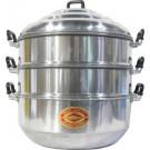 Aluminium Steamer (28cm)