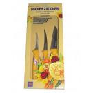 Fruit Carving Knife Set (C) - KOM KOM