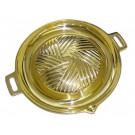 Brass Korean Barbeque Pan