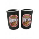 Foam Bottle (330ml) Insulator - LEO (sold singly)