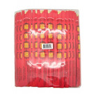 Wooden Chopsticks (separate pieces) in Red Envelopes - 100 pairs