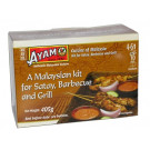 Malaysian Satay Barbeque & Grill Kit - AYAM