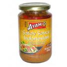 Satay Sauce - Indonesian Style (Hot) 340g - AYAM