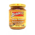 Satay Sauce - Indonesian Style (Hot) 220g - AYAM