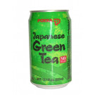 Japanese Green Tea (Unsweetened) 300ml - POKKA