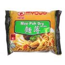 Instant Noodles - Mee Po Dry (spicy) - MYOJO