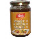 Sweet & Sour Sauce - YEO'S