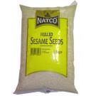 White Sesame seeds 1.5kg - NATCO