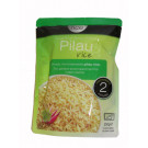 Microwaveable Cooked Pilau Rice - RICE