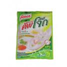 Instant Rice Porridge - Pork Flavour 35g - KNORR