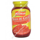 !!!!Nata De Coco!!!! (Coconut Gel in Syrup) - Red - BUENAS