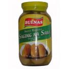 !!!!Saging na Saba!!!! (Banana in Syrup) - BUENAS