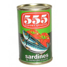 Sardines in Tomato Sauce - 555