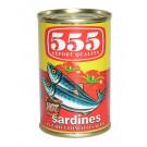 !!!!HOT!!!! Sardines in Chilli Tomato Sauce - 555
