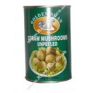Straw Mushrooms in Brine - GOLDEN SWAN