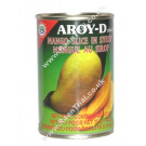 Mango Slices in Syrup - AROY-D
