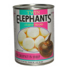 Water Chestnuts in Syrup - TWIN ELEPHANTS