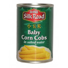 Baby Corn Cobs in Salted Water - SILK ROAD