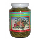 Pickled Young Tamarind Leaves - DS