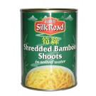 Shredded Bamboo Shoots in Brine 560g - SILK ROAD