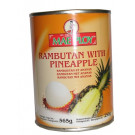 Rambutan & Pineapple in Syrup - MAE PLOY
