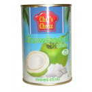 Young Coconut Meat in Syrup - CHEF'S CHOICE