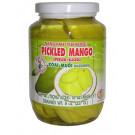 Pickled Mango - Peeled & Sliced - NANG FAH