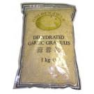 Dried Garlic Granules 1kg - GOLDEN SWAN