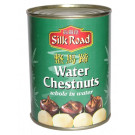 Water Chestnuts (whole) in Water 567g - SILK ROAD