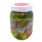 Pickled Sour Mustard with Chilli 900g - PENTA