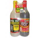 Soy Sauce 1000ml + Vinegar 1000ml !!!!Value Pack!!!! - DATU PUTI