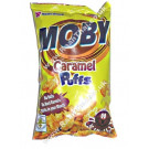 !!!!Moby!!!! - Caramel Puffs 90g - NUTRI-SNACK