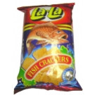 Fish Crackers 100g - LA-LA